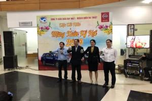 Công ty Cổ phần Vỏ xe Năm Châu Duy Nhất tổ chức tiệc Tất niên 2018