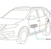 Hệ thống điều khiển cầu điện tử thông minh 4×4 trên xe Nissan