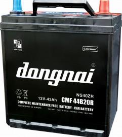 Ắc quy ô tô Đồng Nai CMF 44B20 R/L (12V-43Ah)